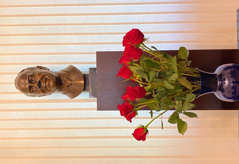 Vaşinqtonda Ümummilli liderin anadan olmasının 98-ci ildönümü qeyd edilib