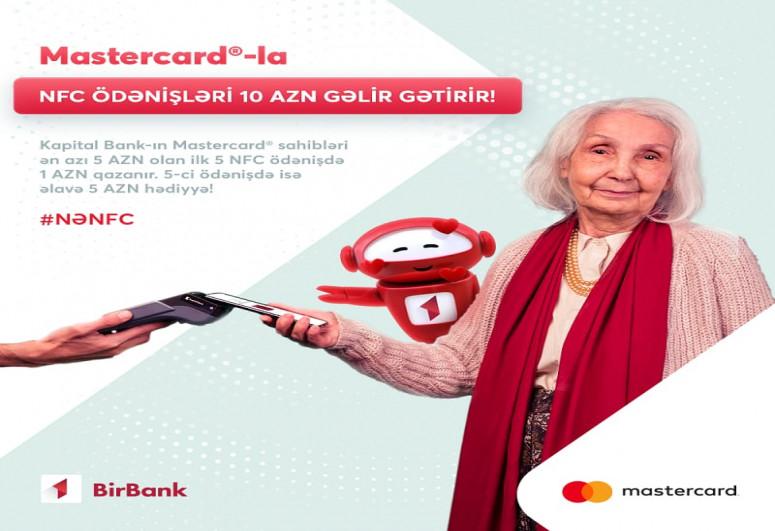 """""""Kapital Bank""""ın kart sahibləri əlavə keşbek qazanacaqlar"""