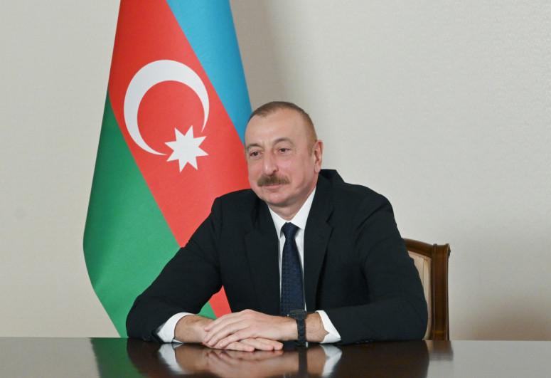 Президент поздравил азербайджанский народ с праздником Рамазан