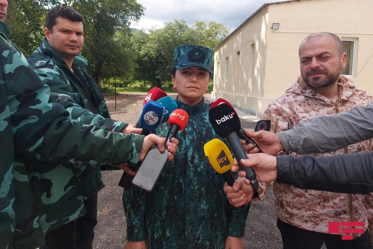 DSX: Azad edilmiş ərazilərdə daha 6 yeni hərbi hissə yaradılacaq
