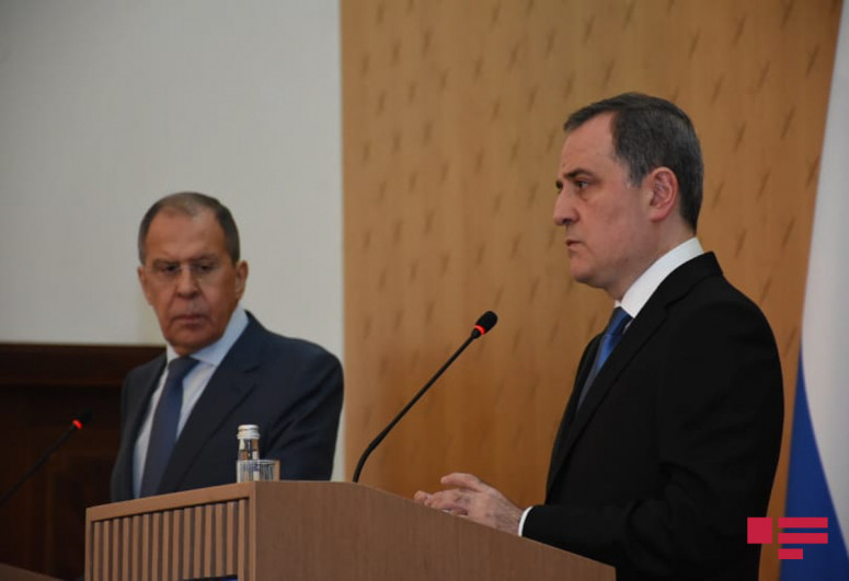 Azerbaijani FM: We may talk about normalization of relations with Armenia