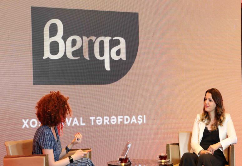 """""""Berqa"""" markasının dəstəyi ilə Onlayn Qadın Festivalı keçirilib"""