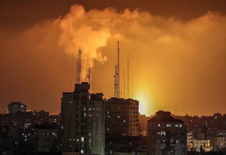 Генсек ООН призвал к немедленному прекращению эскалации между Палестиной и Израилем
