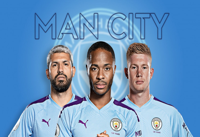 Manchester City win Premier League title after Manchester United lose to Leicester