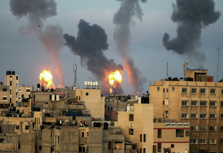 Израиль готов расширить операцию в секторе Газа