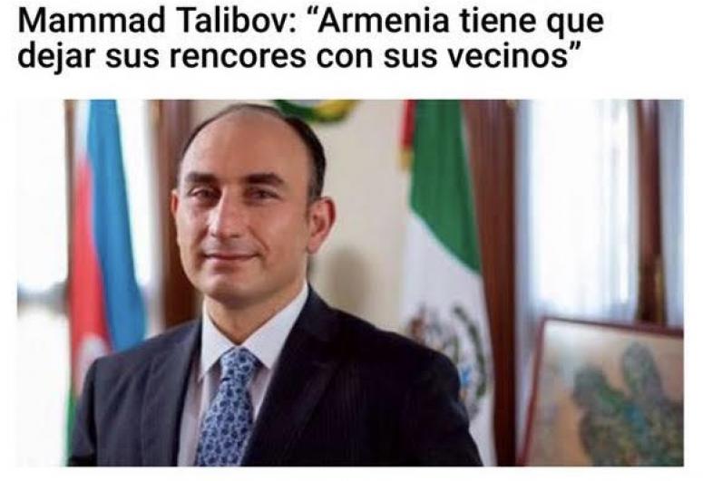 В перуанской прессе опубликована статья об армянском вандализме в Карабахе