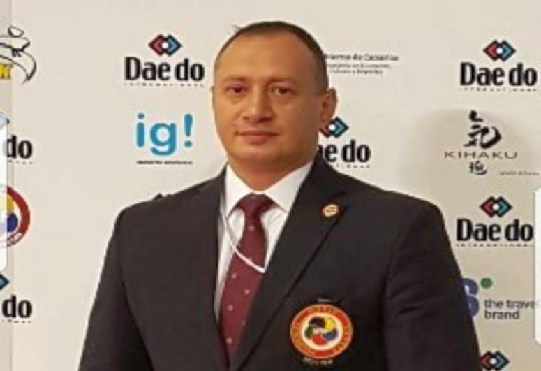 Азербайджанский судья примет участие в Токио-2020