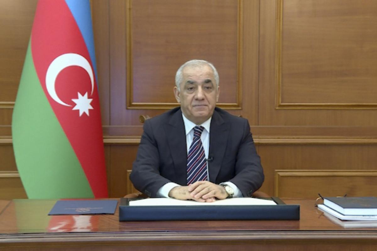 Azərbaycanın Baş naziri Tatarıstan Prezidentinə başsağlığı verib