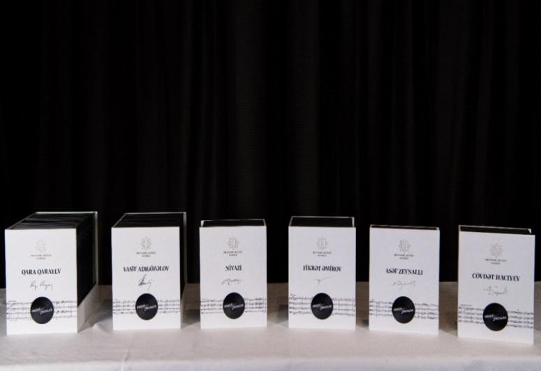 В Шуше презентован изданный Фондом Гейдара Алиева сборник нот произведений азербайджанских композиторов