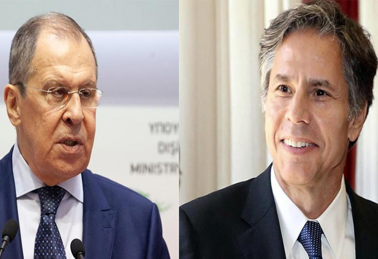 Lavrov, Blinken agree to hold separate meeting in Reykjavik