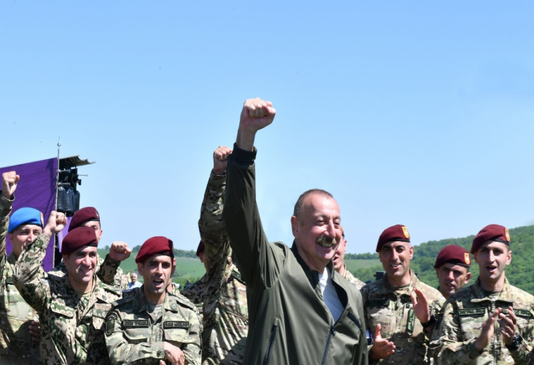 "Prezident: ""44 günlük müharibə bizim şanlı tariximizdir"""