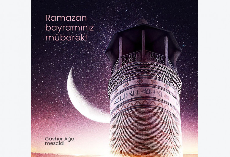 """Mehriban Əliyeva Ramazan bayramı münasibətilə Şuşadan Azərbaycan xalqını təbrik edib - <span class=""""red_color"""">VİDEO</span>"""