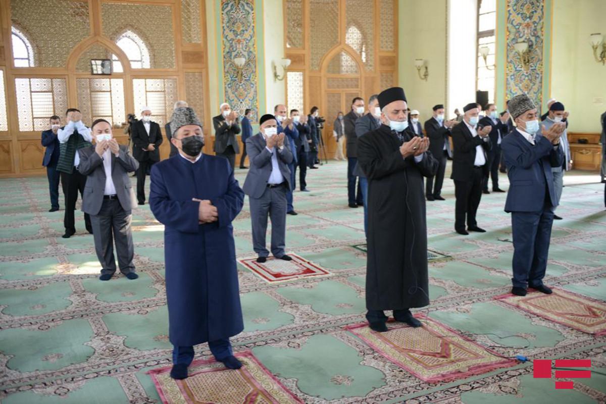 Ramazan münasibətilə