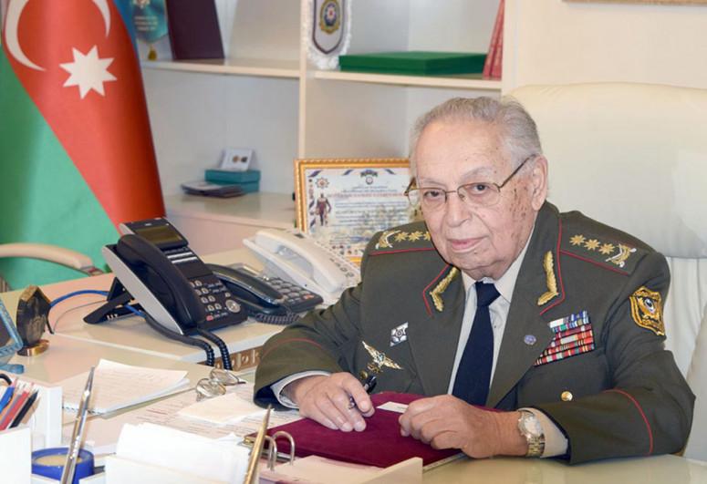Скончался генерал-полковник Тофик Агагусейнов