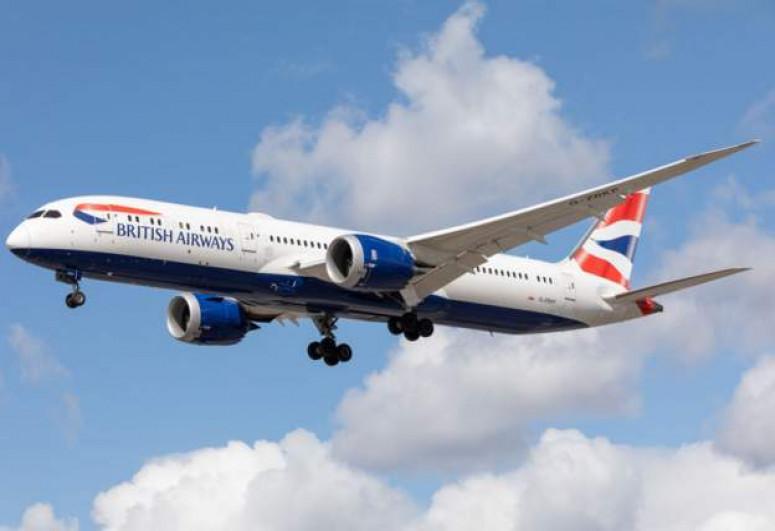 US airlines and British Airways suspend flights to Israel