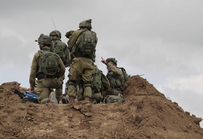 İsrail Qəzza ilə sərhədə hərbi qüvvələr göndərir