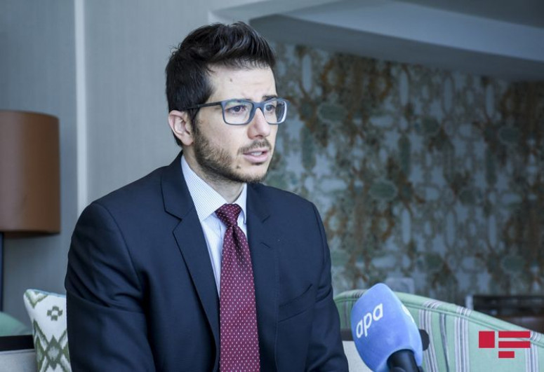 Israeli Ambassador in Azerbaijan: Time to demand Hamas to stop the violence and hate