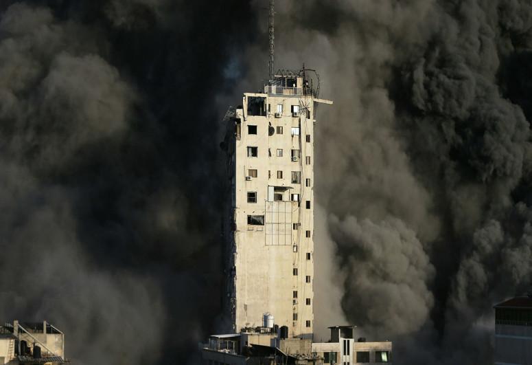 Израиль отклонил просьбу Египта о гуманитарном перемирии