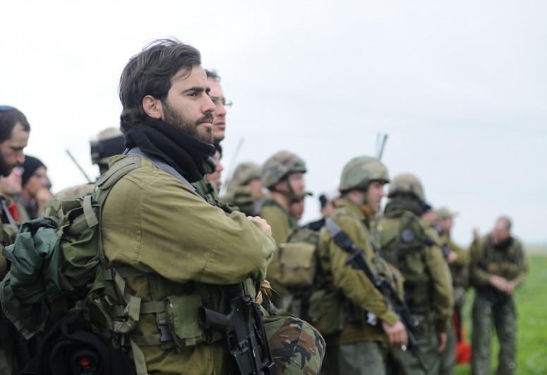 IDF: No ground troops inside the Gaza Strip