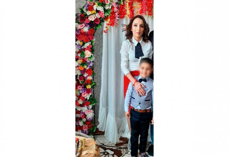 В Исмаиллы без вести пропали мать и ребенок