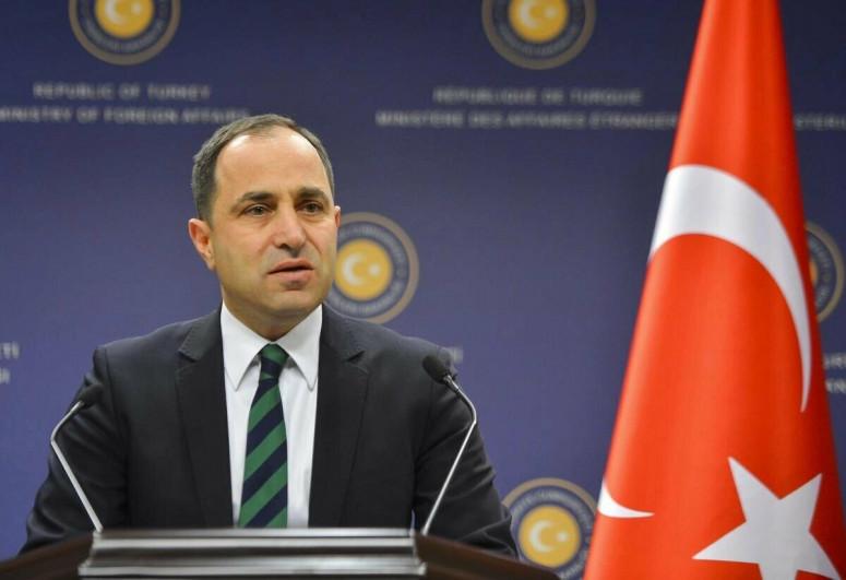 XİN: ABŞ dini azadlıqla bağlı hesabatında Türkiyəyə obyektiv yanaşmayıb