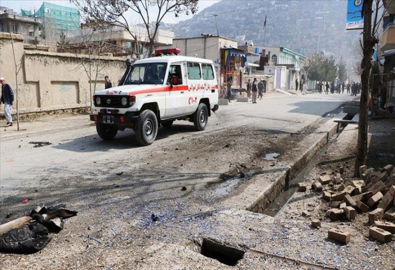 """12 killed, over 20 wounded in mosque explosion in Afghan capital-<span class=""""red_color"""">UPDATED</span>"""