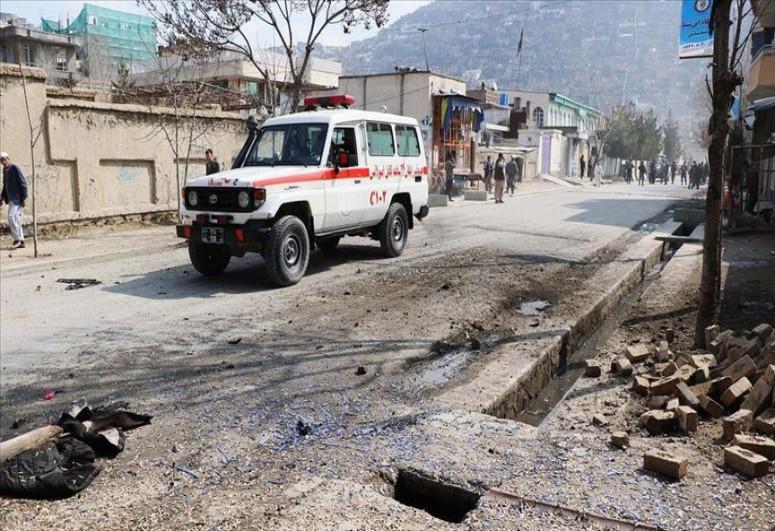 """Число погибших в результате взрыва в мечети в Афганистане увеличилось до 12-<span class=""""red_color"""">ОБНОВЛЕНО</span>"""