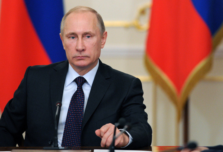Путин: Эскалация палестино-израильского конфликта влияет на интересы нашей безопасности