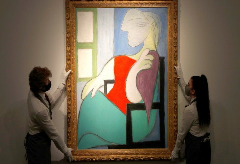 Pablo Picasso work sells for $100m