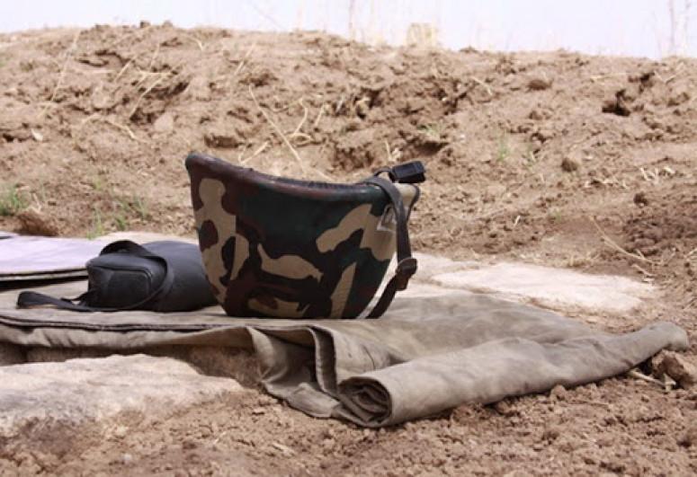 В Армении солдата нашли повешенным