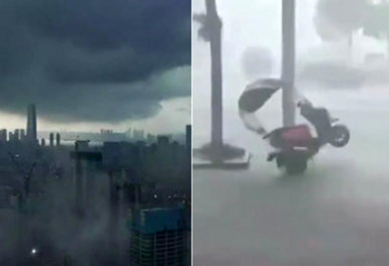 """Çinin Uhan şəhərində tornado nəticəsində 6 nəfər ölüb, 218 nəfər xəsarət alıb - <span class=""""red_color"""">YENİLƏNİB</span>"""