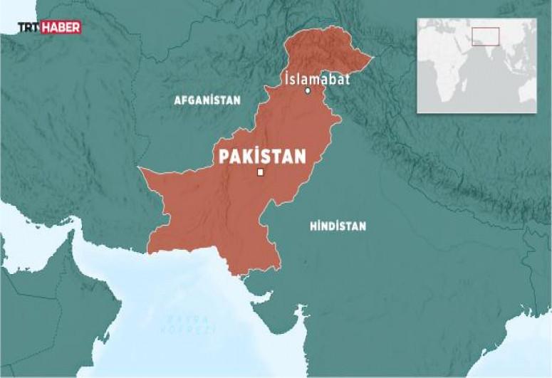 Pakistanda yol qəzasında bir ailənin 11 üzvü ölüb