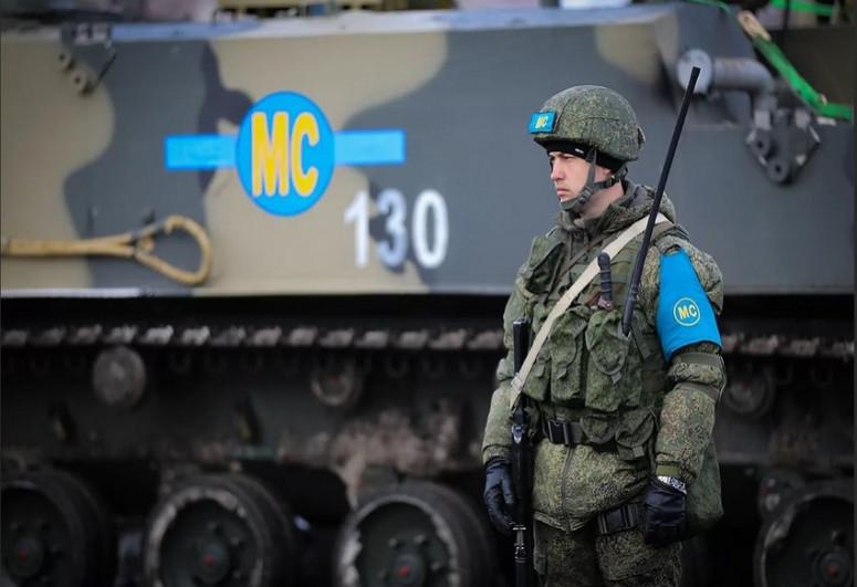 Минобороны РФ: Провокационных действий в отношении российских миротворцев в Карабахе не отмечено