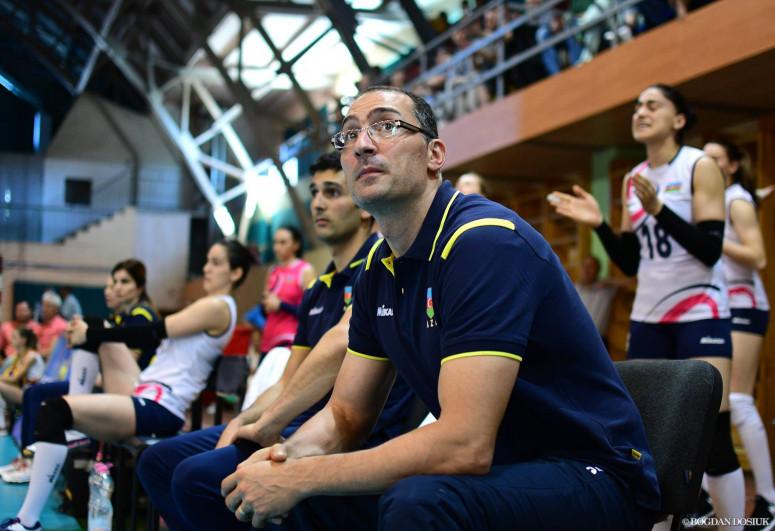 В сборной Азербайджана сменился главный тренер