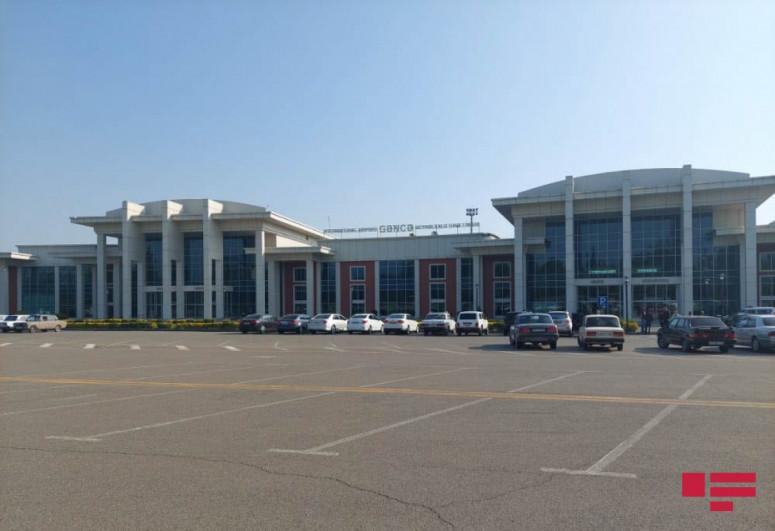 Гянджинский аэропорт возобновил полеты