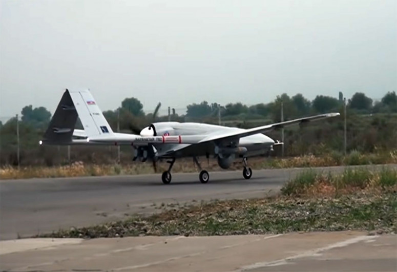 HHQ aviasiya vasitələri təlim-məşq uçuşları keçirir