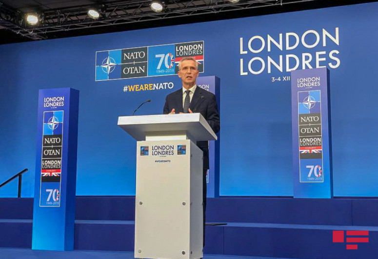 Столтенберг: НАТО не хочет новой холодной войны или гонки вооружений
