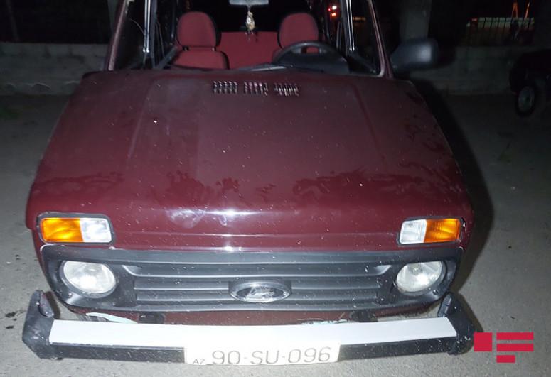 В Гёйгёле автомобиль потерял управление и перевернулся, пострадал 1 человек – <span class=