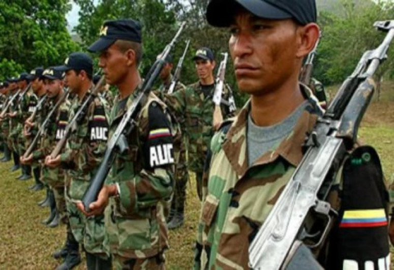 Восемь венесуэльских солдат захвачены вооруженной группировкой из Колумбии