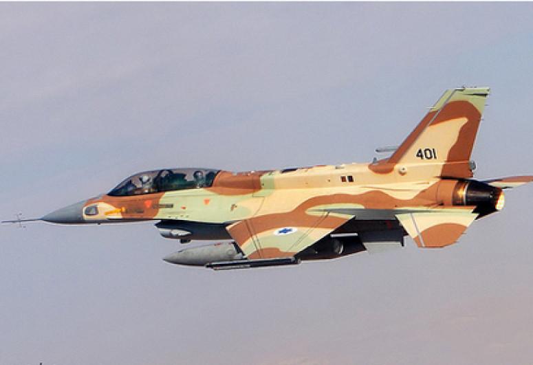 Израильский истребитель нанес удар по дому командующего одним из батальонов ХАМАС