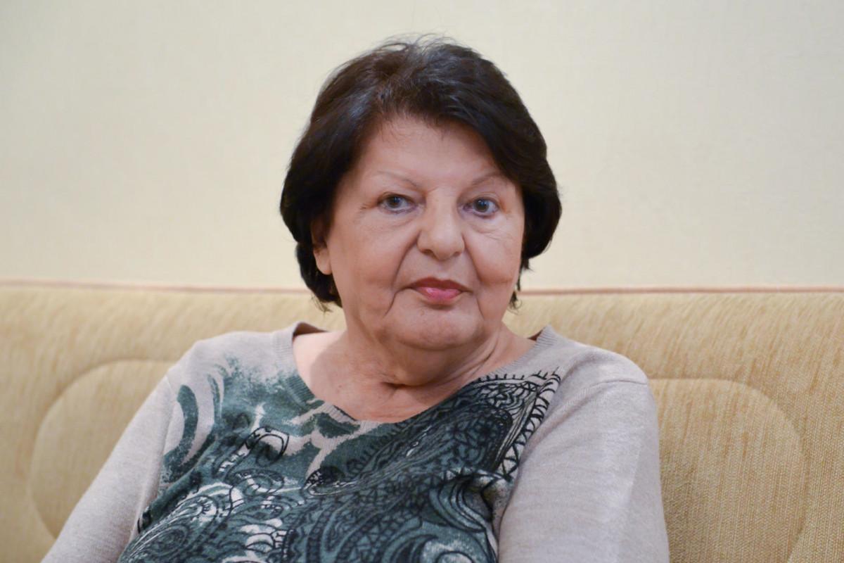 Tanınmış jurnalist Svetlana Nəcəfova vəfat edib