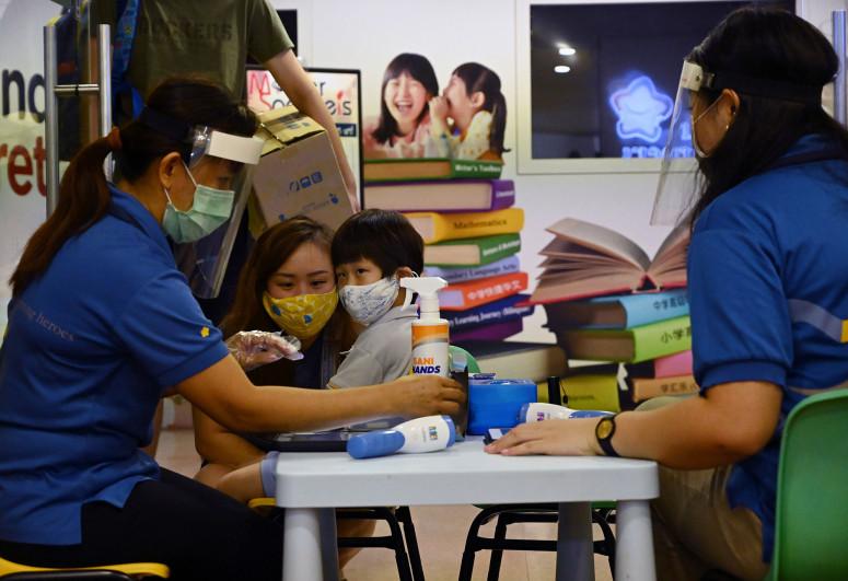 Singapore to shut schools from Wednesday in coronavirus fight