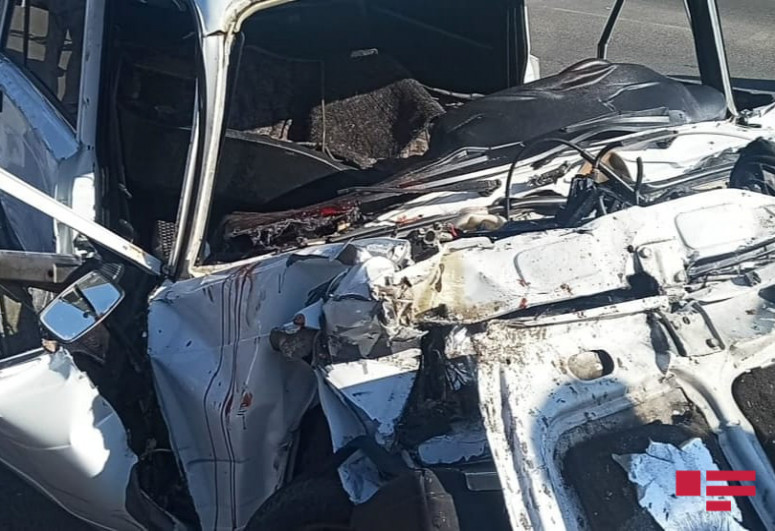 Lənkəranda 3 avtomobilin toqquşması nəticəsində 6 nəfər xəsarət alıb - <span class=