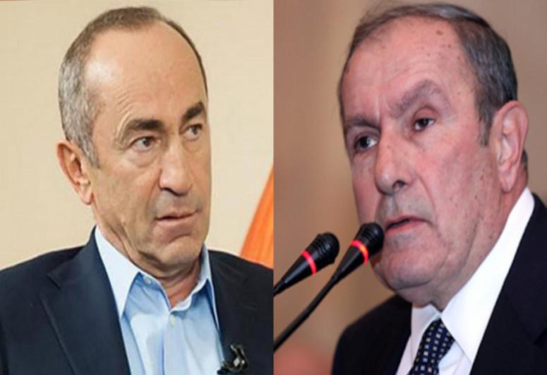 Тер-Петросян: Кочарян руководствуется не интересами государства, а жаждой мести Пашиняну
