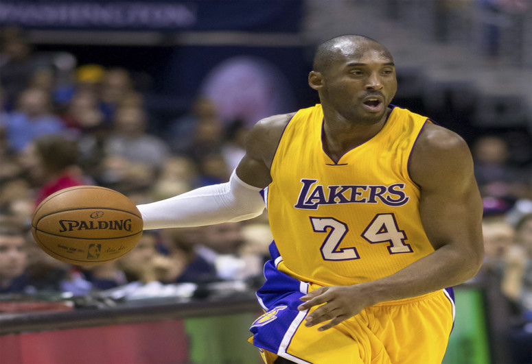 Kobe Bryant inducted into hall of fame by Michael Jordan
