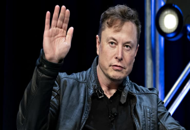Elon Musk suggests Tesla may have dumped bitcoin holdings