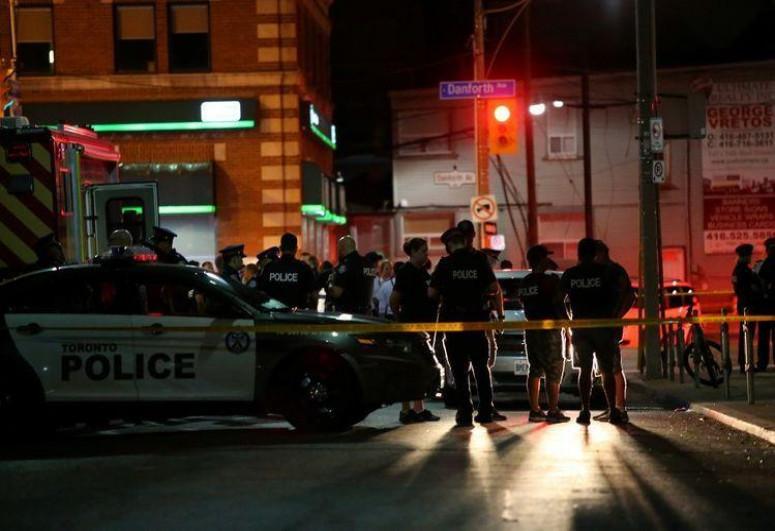 Kanadada silahlı insident nəticəsində 1 nəfər ölüb, 4 nəfər yaralanıb