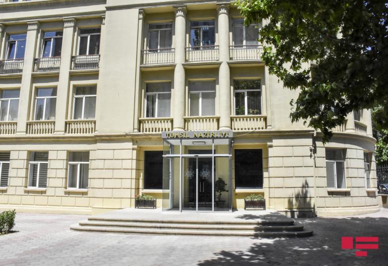 В Баку, Сумгайыте, Абшероне, Гяндже и Шеки частично возобновлена очная форма обучения