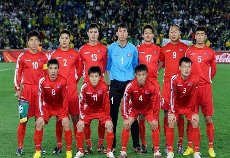 КНДР отказалась от участия в квалификации чемпионата мира по футболу