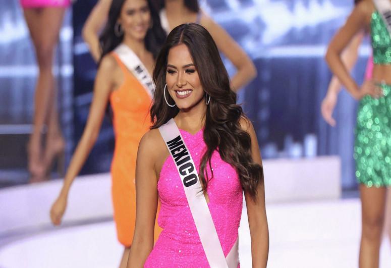 Новой «Мисс Вселенная» стала участница из Мексики